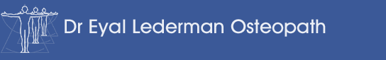 Dr Lederman Osteopath | North London Logo